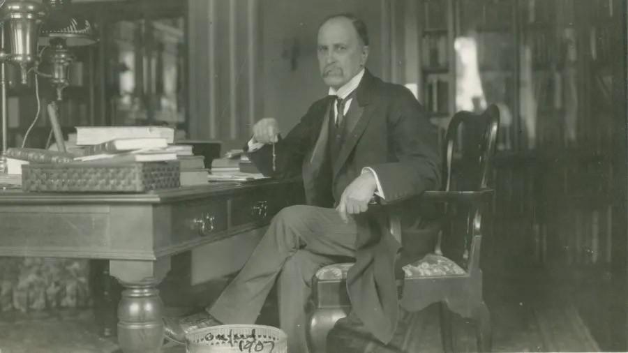 Знаменитый медик Уильям Ослер